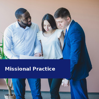 School of Missional Practice Welcome Center