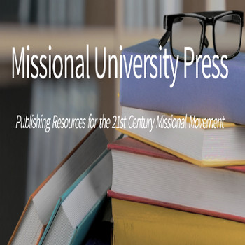 Missional University Press Welcome Center